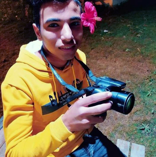 Israeli forces shot dead Bashar Ahmad Ibrahim Samour, 17, east of Khan Younis in the southern Gaza Strip on May 12, 2021. (Photo courtesy of Samour family)