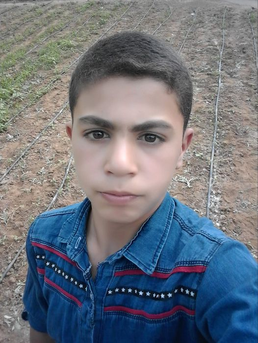 An Israeli drone-fired missile killed Yousef Rafeeq Ismail al-Baz, 13, when it struck his home shortly after noon on May 17. (Photo courtesy of the al-Baz family)