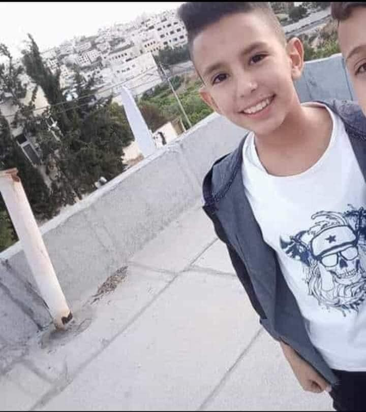 14-year-old Mohammad Khalil Younis Mohammad Freijat is the sixth Palestinian child shot and killed by Israeli forces in the West Bank this year. (Photo courtesy of the Freijat family)