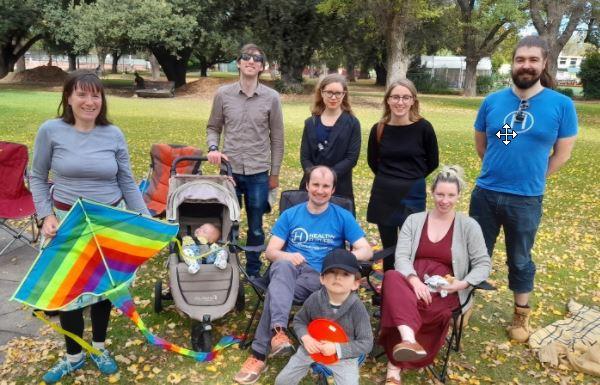 Melbourne picnic