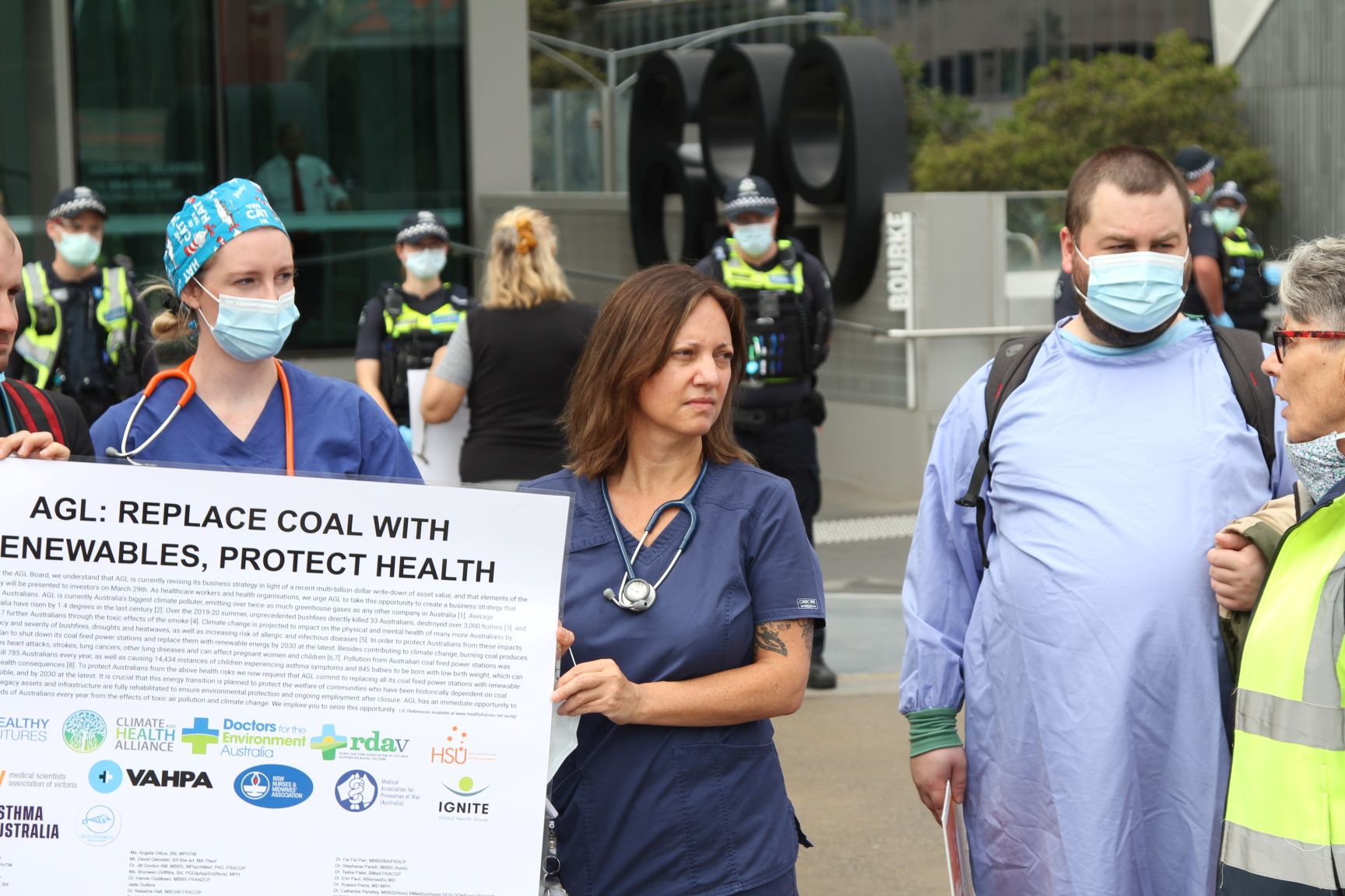 Join in to take action on AGL