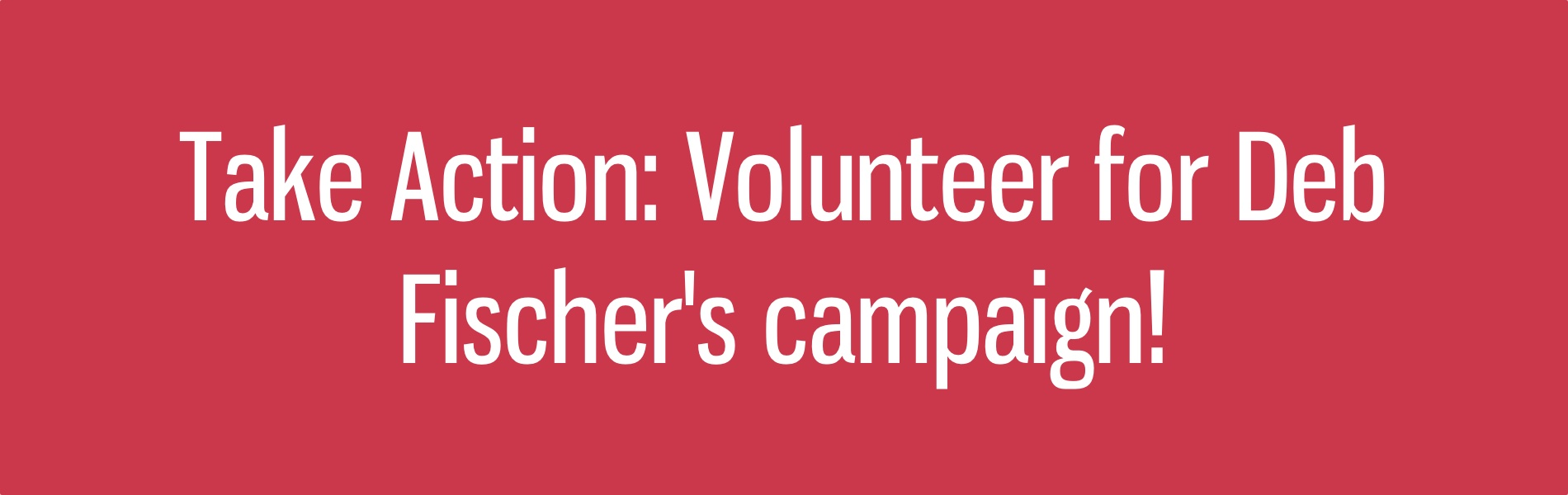 Become A Volunteer Today