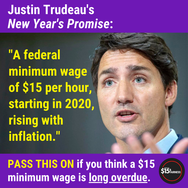 $15 federal minimum wage now! Shareable.