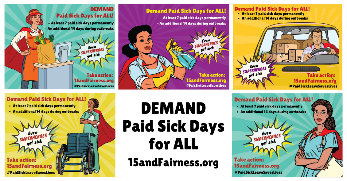 Download paid sick days posters