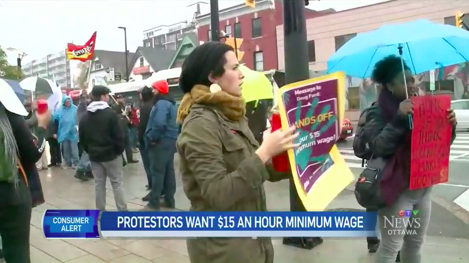 CTV News Ottawa Day of Action