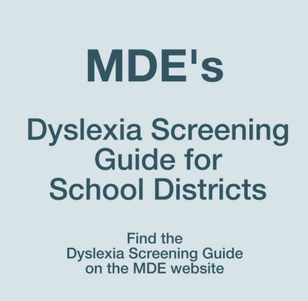 Link to MDE's website
