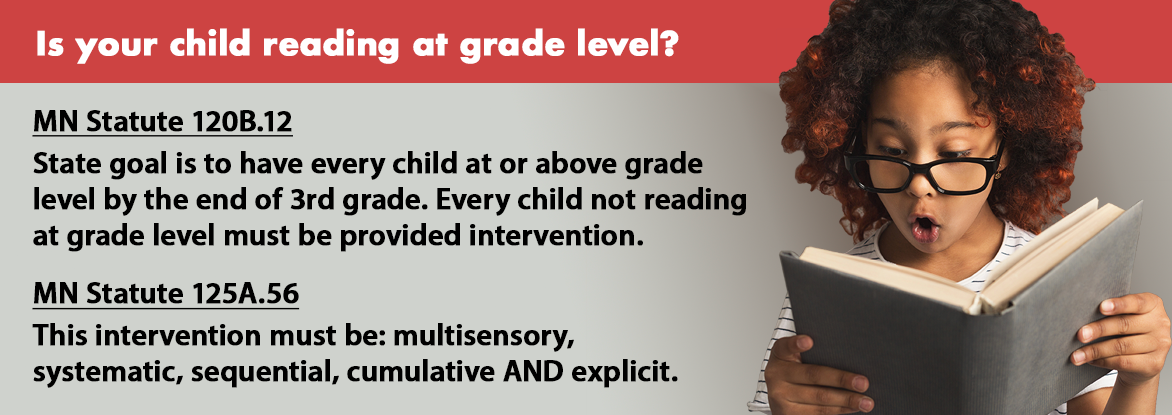 Is your child reading at grade level
