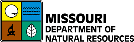 Missouri Department of Natural Resources logo