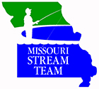 Missouri Stream Team logo