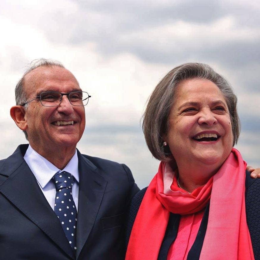 Humberto de la Calle y Clara López - Fórmula vicepresidencial