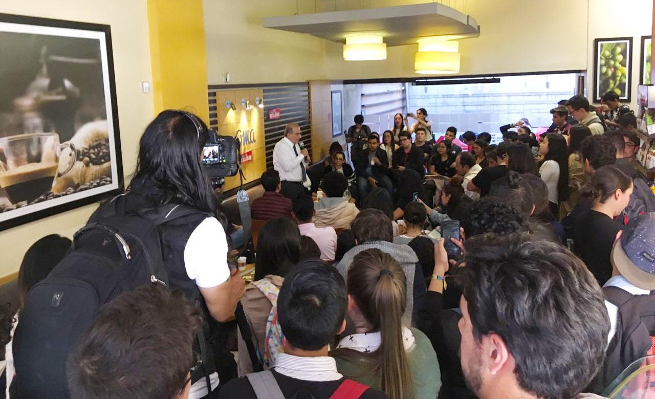 Humberto de la Calle en las Universidades