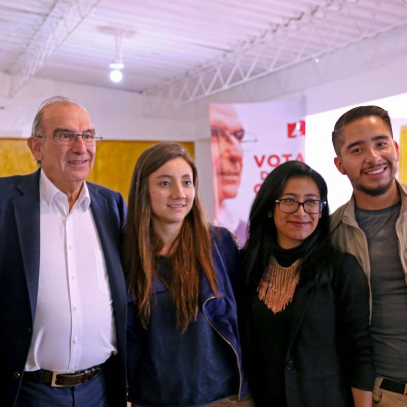 Humberto de la Calle - Politécnico Colombiano Jaime Isaza Cadavid de Medellín