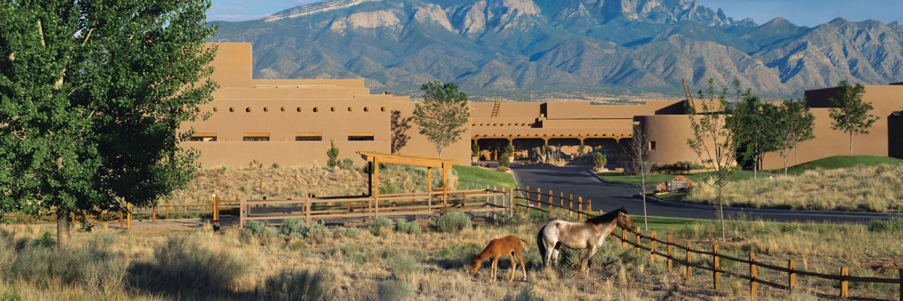 Hyatt-Regency-Tamaya-Resort-and-Spa-Exterior-with-Horses.jpg