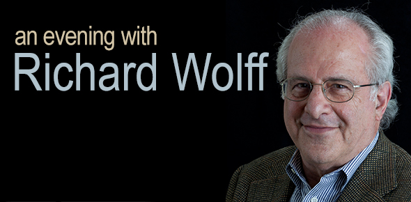 Richard Wolff at the Palladium