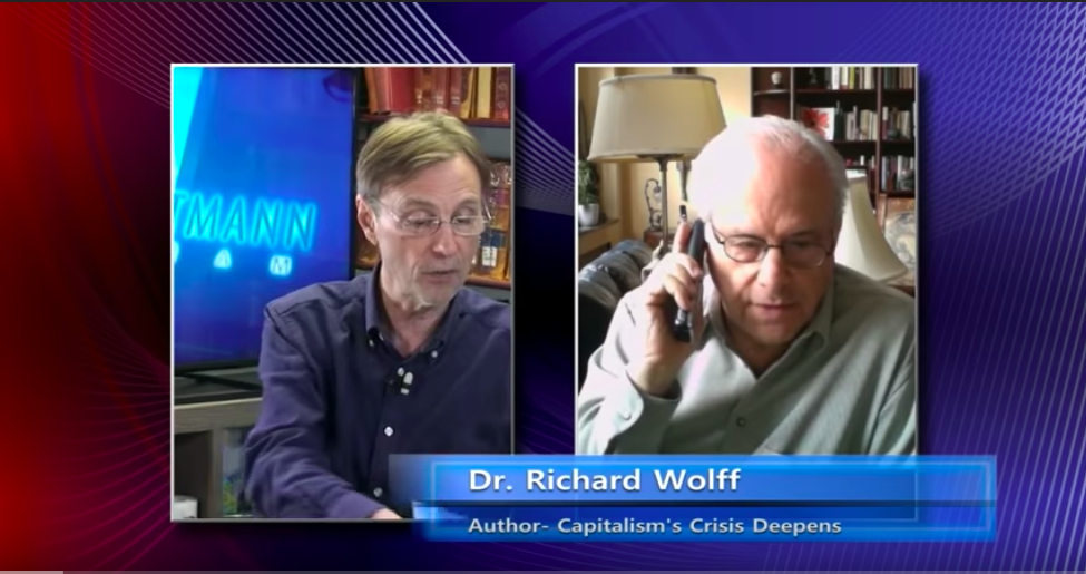 Professor Richard D  Wolff