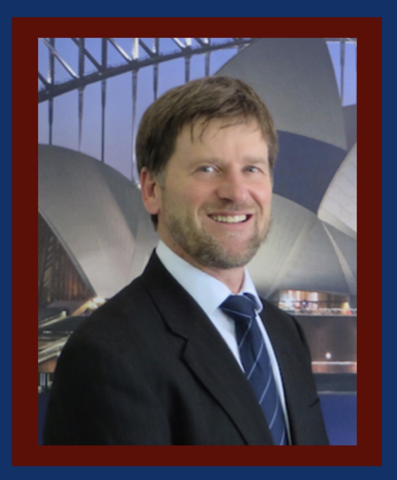 Convenor Nicholas Houston