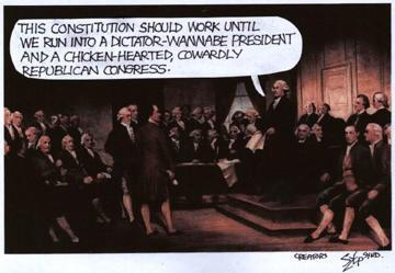 Constitution framers