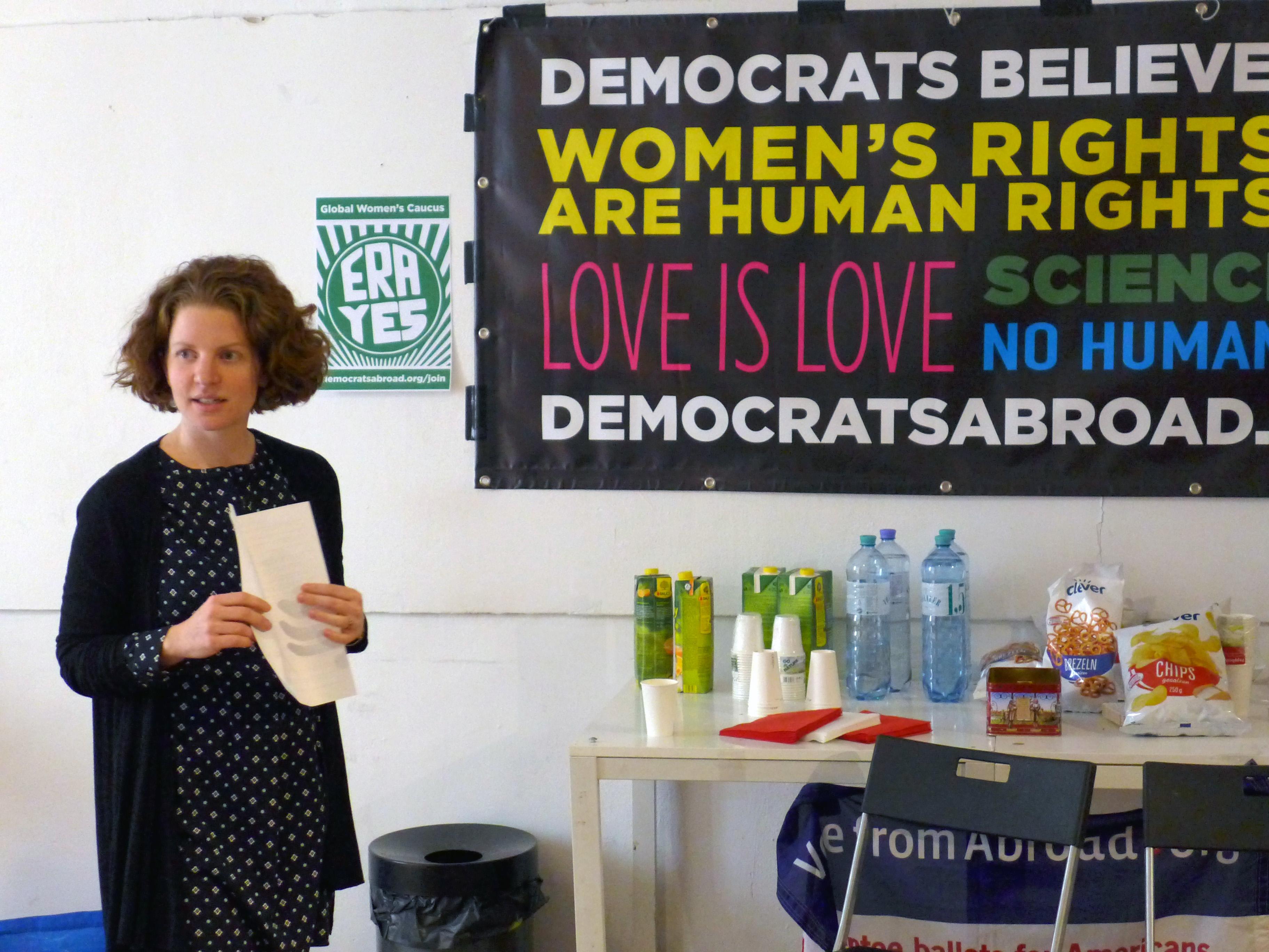 News - Democrats Abroad