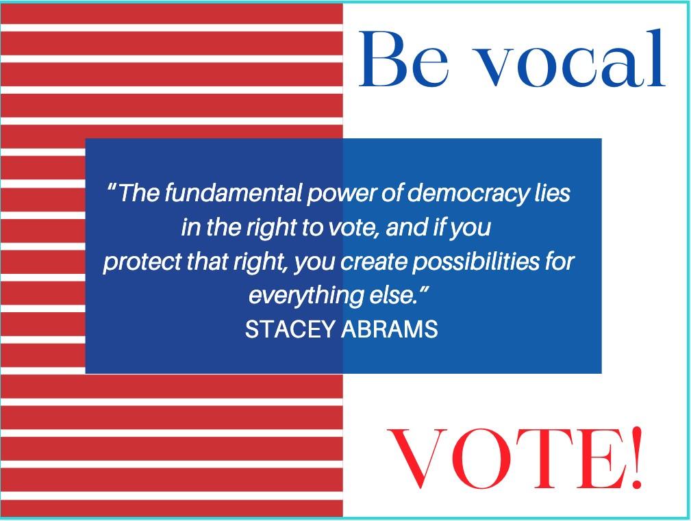Be Vocal Vote