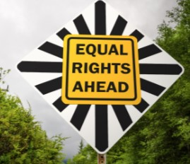 Equal Rights ahead