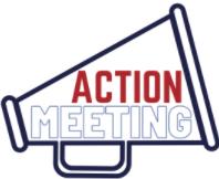 "Bullhorn ""Action Meeting"""