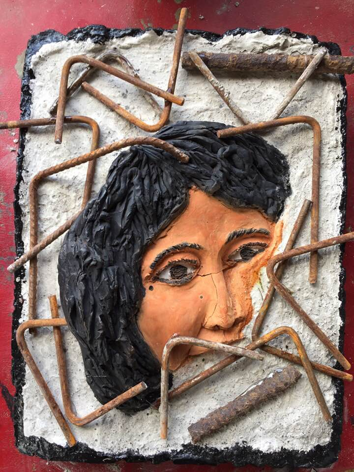 Luz, by Deb Swansburg, DA Ecuador, inspired by the children at our border