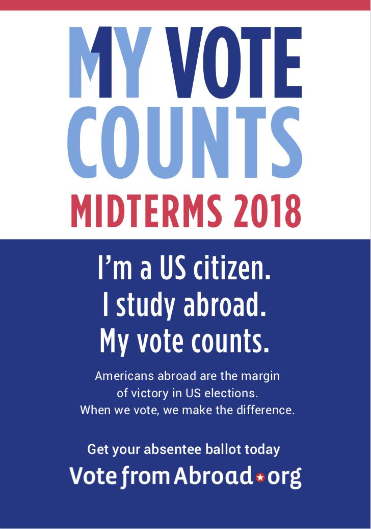 Tiny Actions - Democrats Abroad