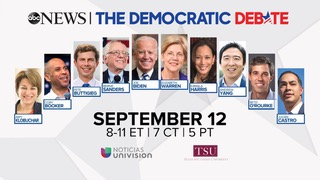 Watch the primary debates with Dems Abroad!
