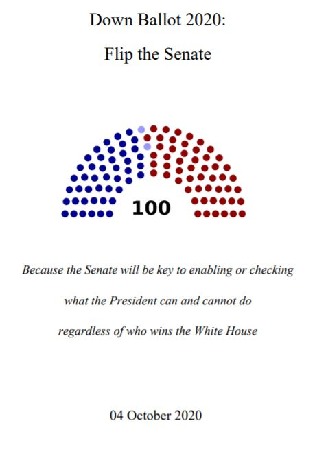 Flippable Senate