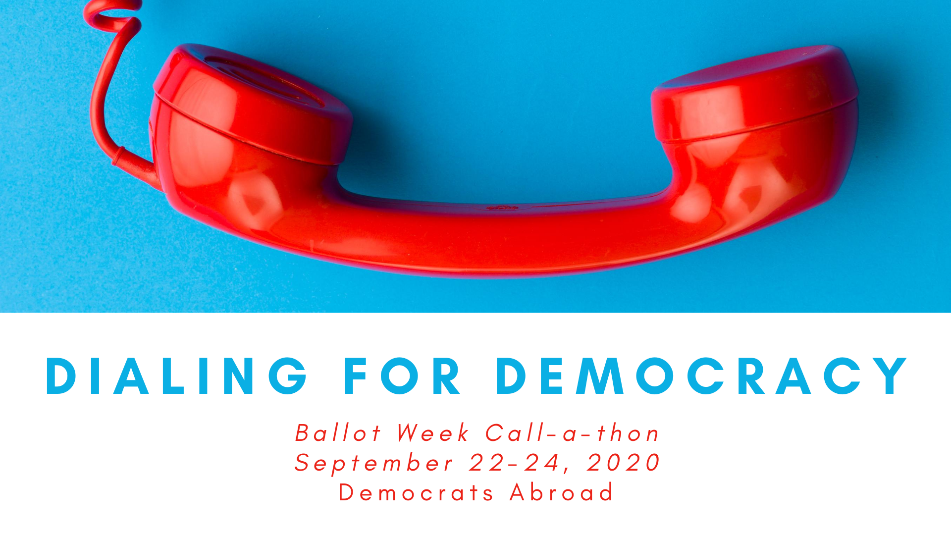 Dialing for Democracy