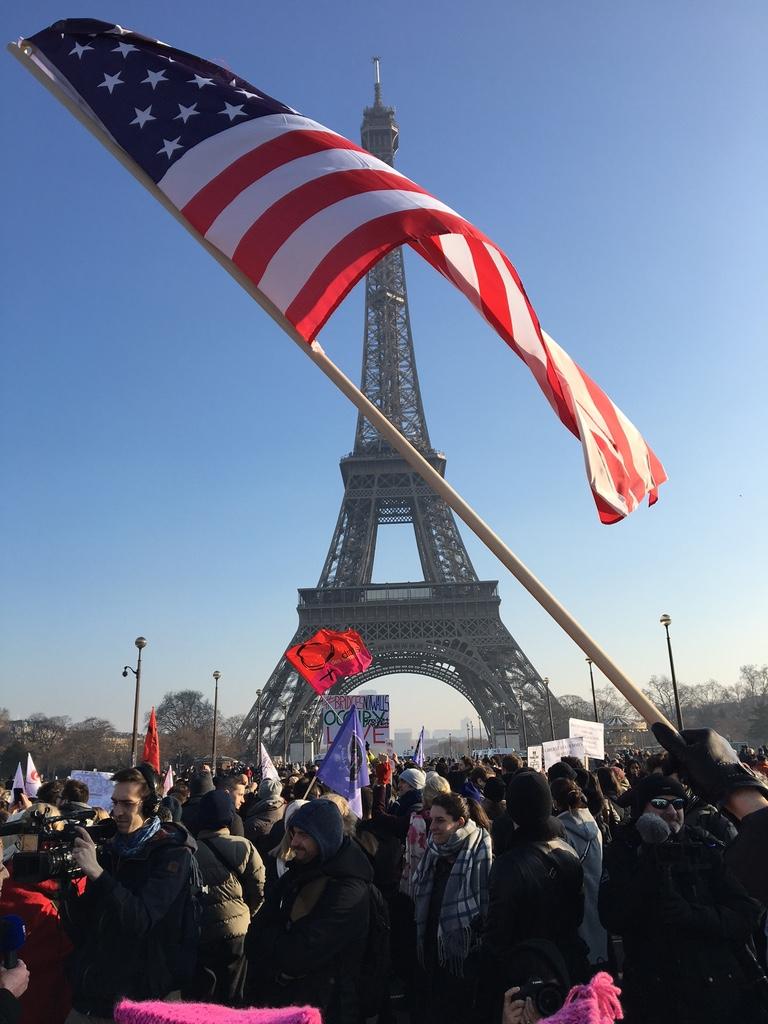 France - Democrats Abroad