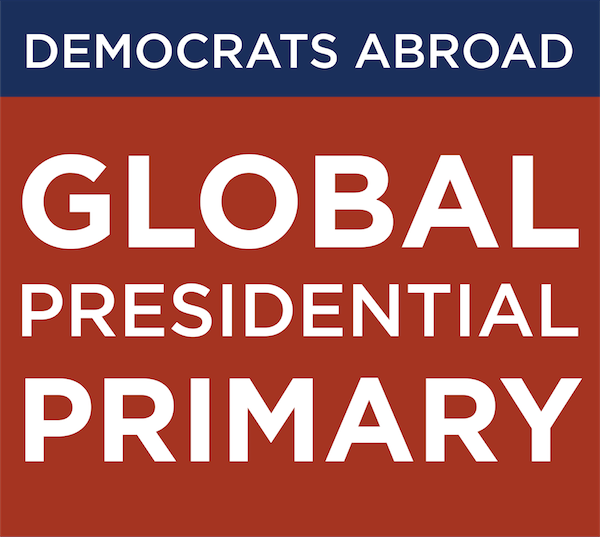 Global Presidential Primary - March 2016