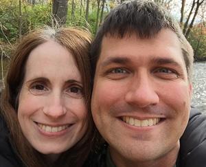 Dennis and Jennifer
