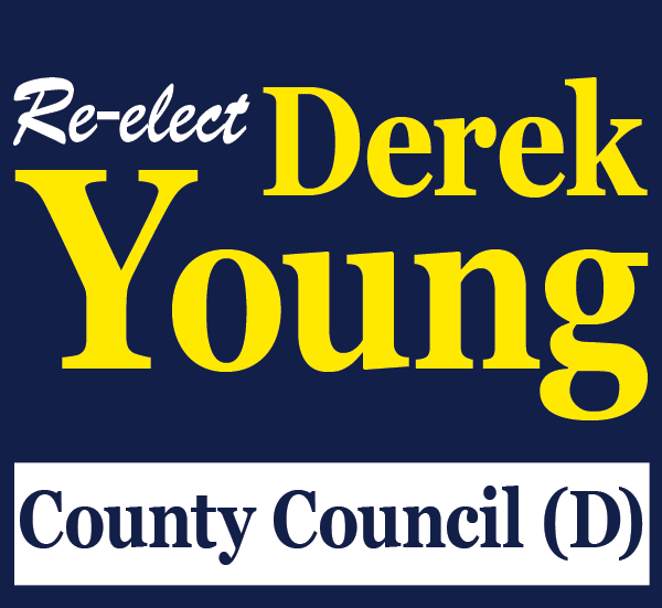 Re-Elect Derek Young, Pierce County Council