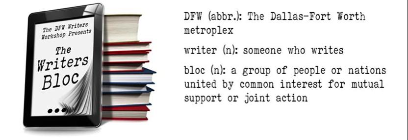 Writers Bloc banner