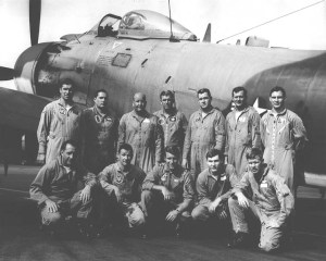 Major Tony Skur, top row, second from the right