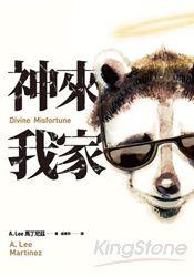 Divine Misfortune -- Taiwan Cover