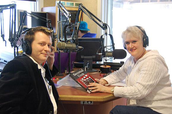 Workshop president's radio interview