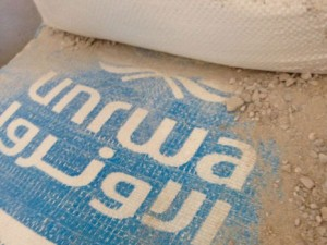 UNRWA-bags-of-building-material-in-Gaza-tunnels-Photo-IDF-300x225.jpg