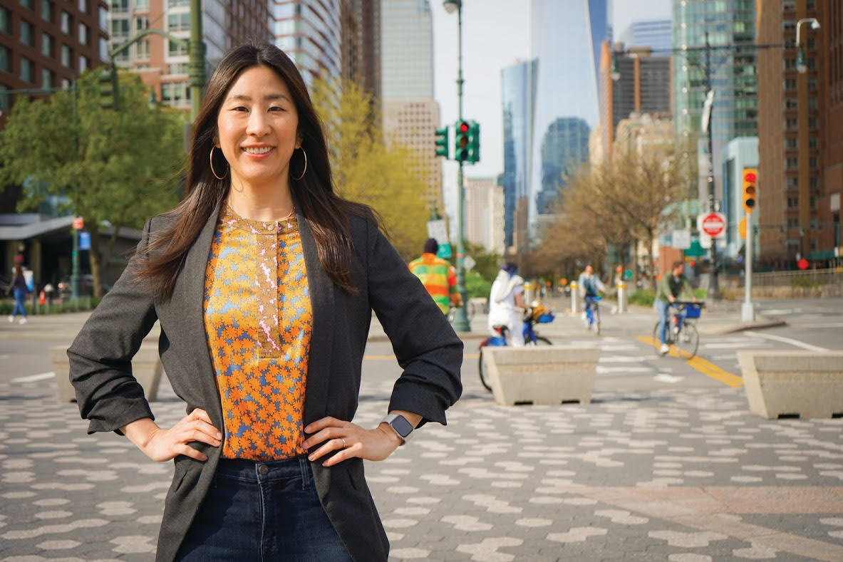 65th Assembly District Candidate Grace Lee