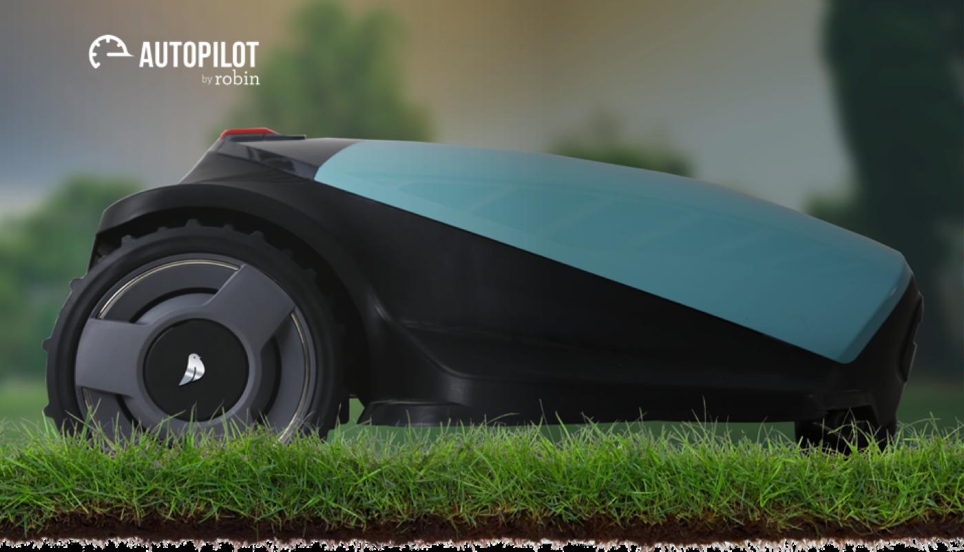 Robin lawn robot
