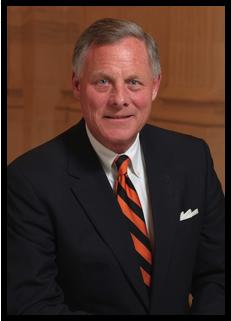 NC Senator Richard Burr