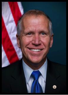 NC Senator Thom Tillis