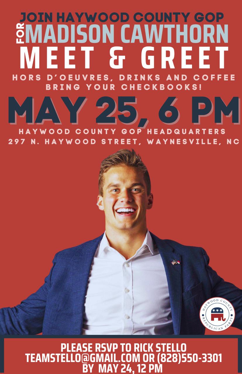 Madison Cawthorn Meet & Greet 5/25/21