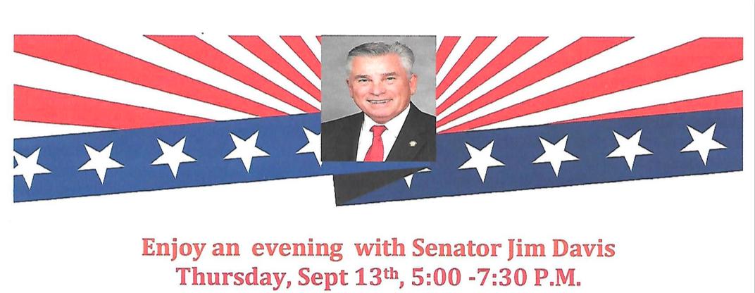 NC Senator Jim Davis 2018