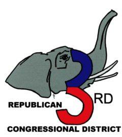 3rd District Logo