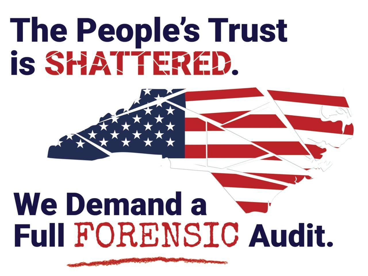 Sign the Election Audit Petition