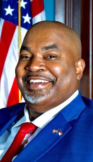 Lt Governor Mark Robinson