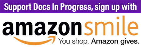Support Docs In Progress through Amazon Smiles