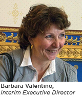 Image of Barbara Valentino, Interim Director of Docs In Progress